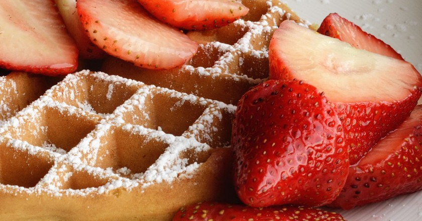 Belgian Waffle © Ralph Daily/Flickr