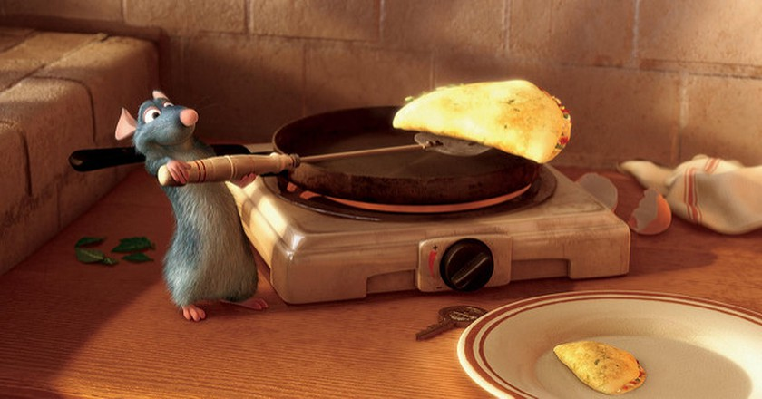 Ratatouille | © Cozinhando Fantasias/Flickr
