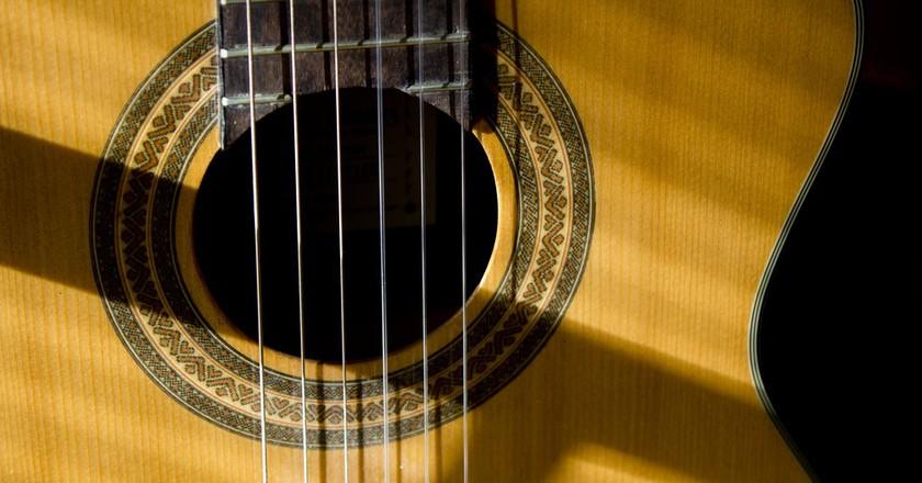 Guitar | © Quinn Dombrowski/Flickr