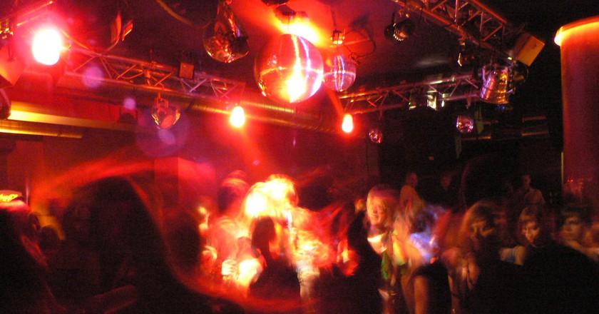 Dance club in Stuttgart | ©Curran Kelleher/flickr