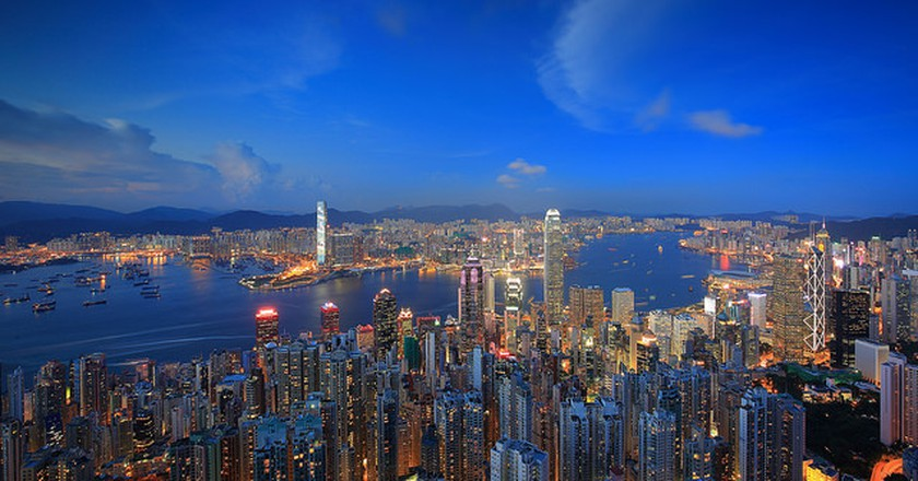 The Peak © Eugene Lim / Flickr