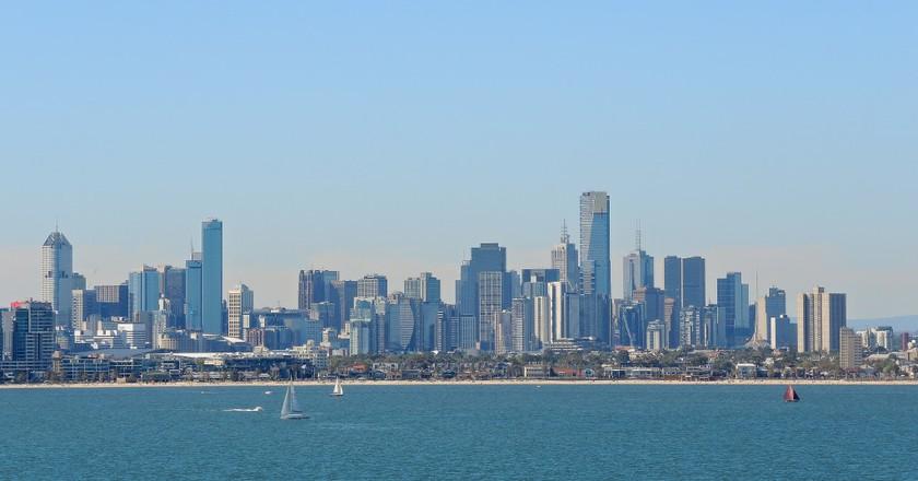 Melbourne | © Peter Mackey/Flickr