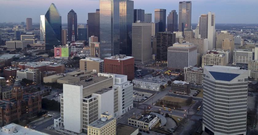 Downtown Dallas | ©  Michael Zanussi/Flickr