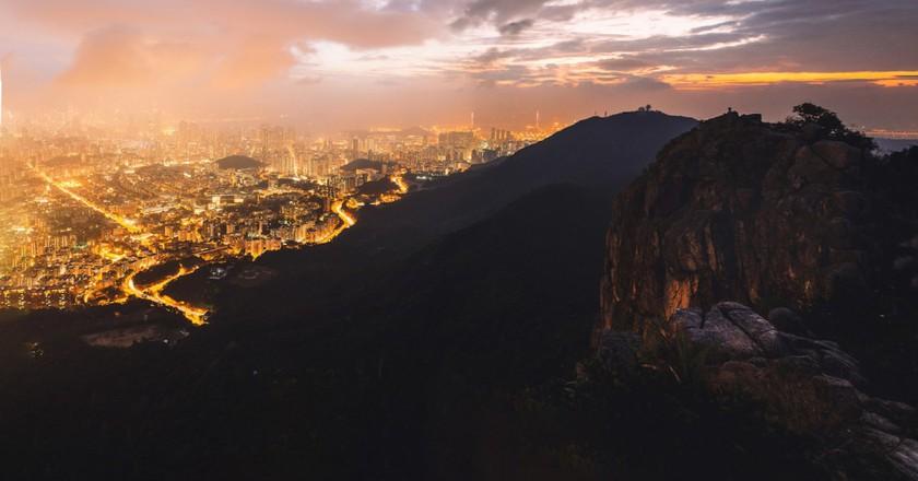 Lions Rock, Hong Kong © Nathan O'Nions / Flickr