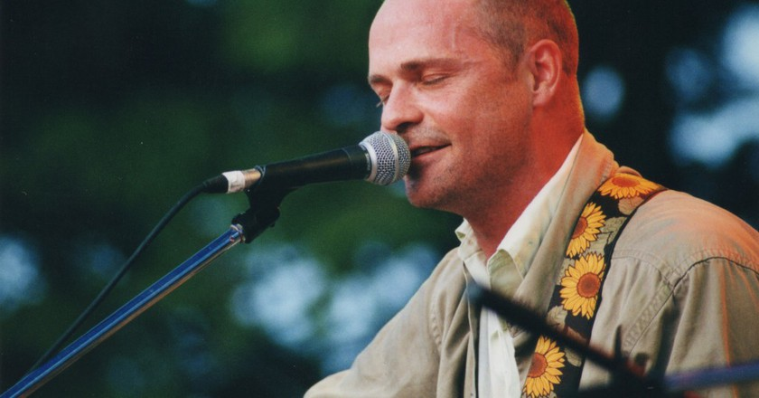 Gord Downie Hillside Festival, 2001 | © Ryan Merkley / Flickr