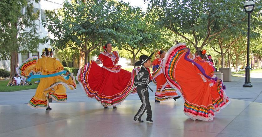 Folklorico Dancers   © San José Library/Flickr