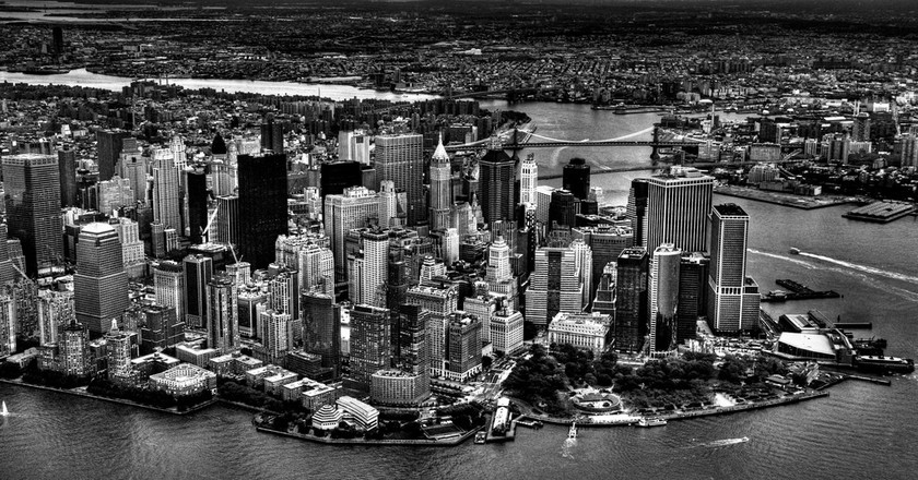 Dark City   © nosha/Flickr