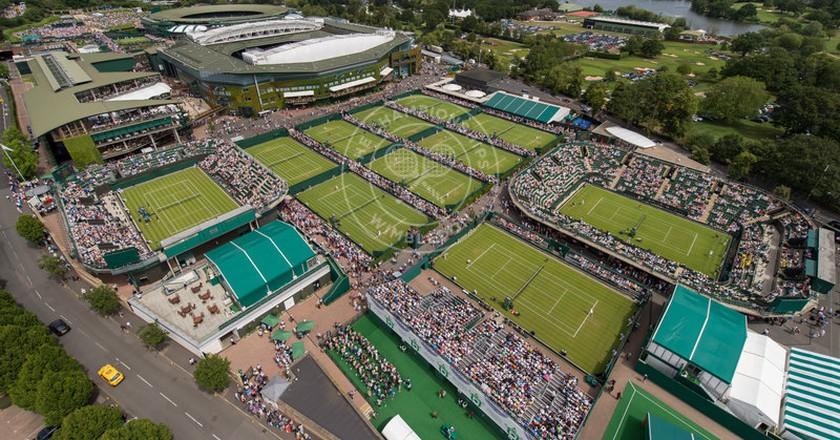 Wimbledon | © Bob Martin