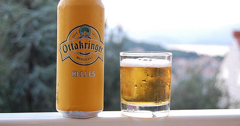 Ottakringer Beer   ©Yusuke Kawasaki/flickr