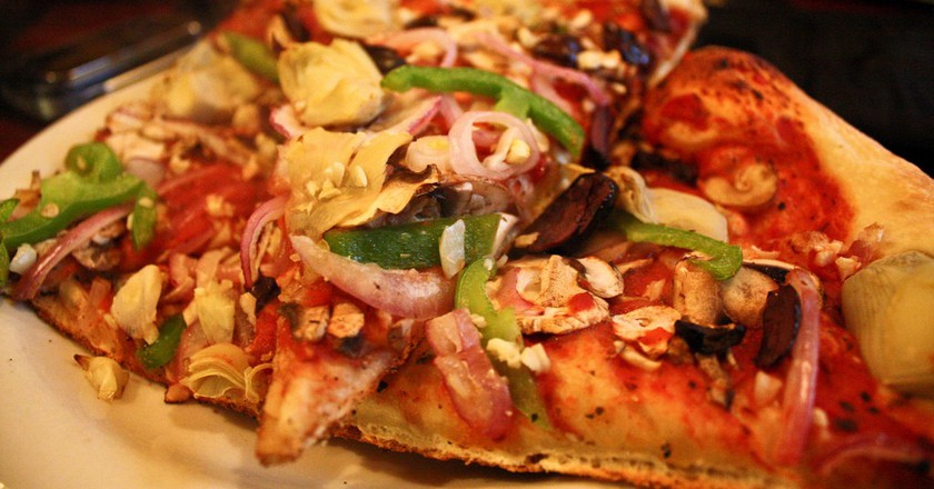 Vegan Pizza | © avry/Flickr