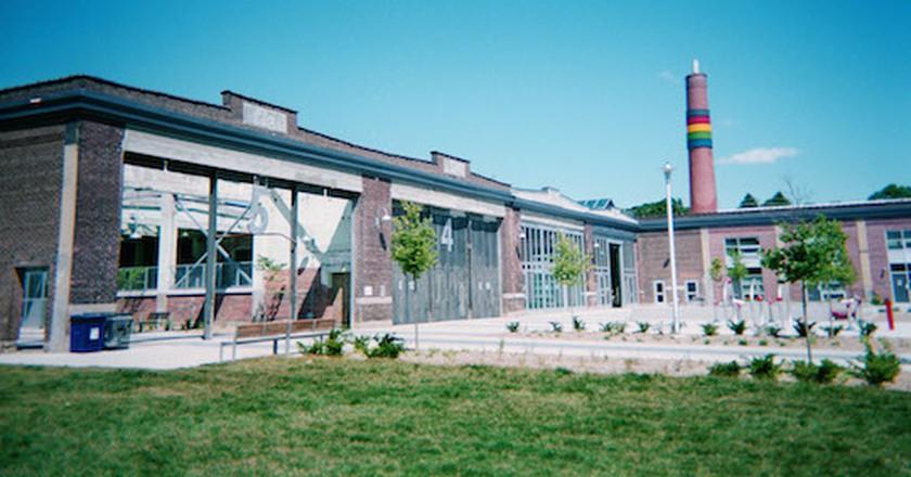 Artscape Wychwood Barns, Summer 2009 | © Isabelle Anguita/Flickr