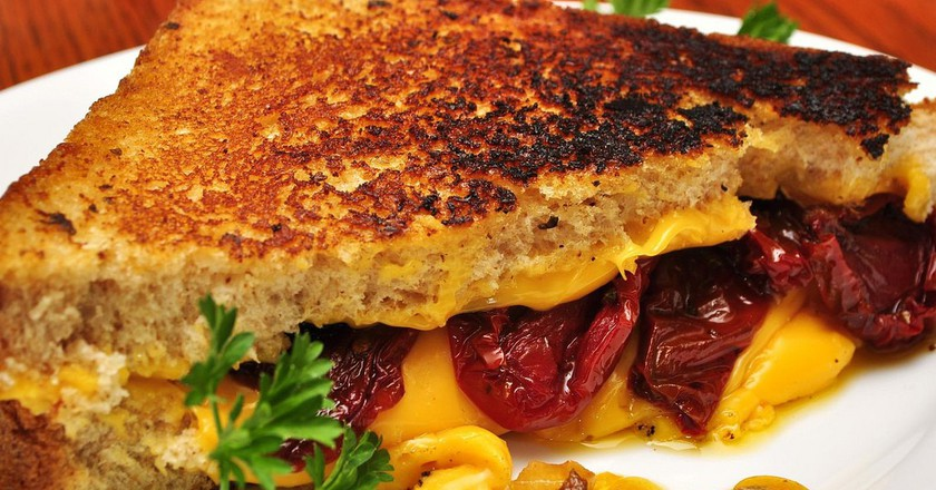Grilled Cheese |© jeffreyw/Flickr