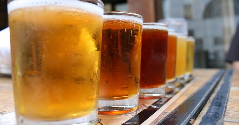 Get Tipsy At Toronto's Festival Of Beer