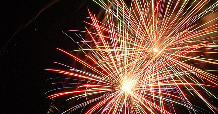 Fireworks | ©Chris/flickr