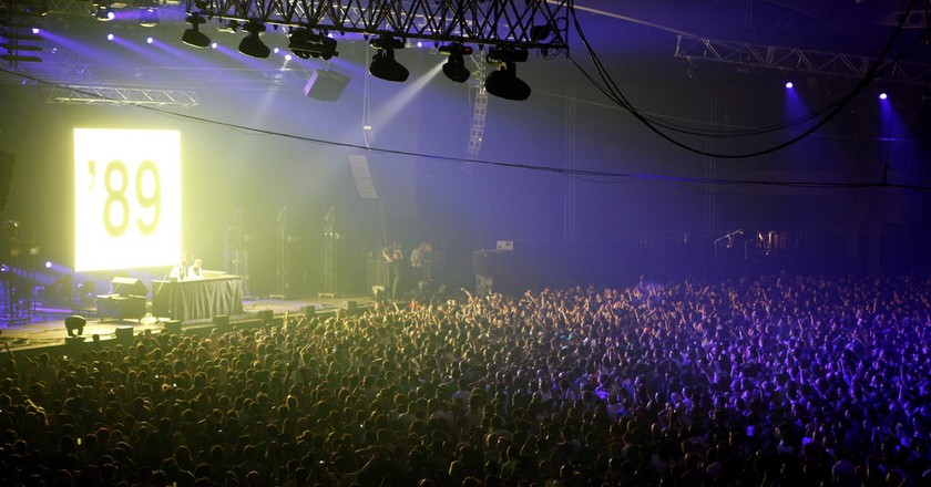 Get Your Electronic Music Fix At Sónar Festival At The Fira