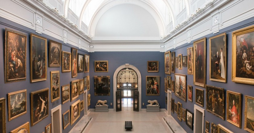 Wadsworth Morgan-Great-Hall | Courtesy the Wadsworth Atheneum Museum of Art, photo by Allen Phillips