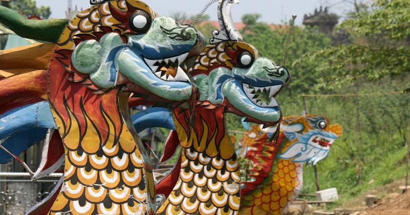 Dragon Boat | ©  Jean-Etienne Minh-Duy Poirrier/Flickr