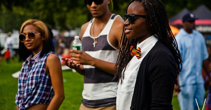Afropunk Fest | © Versus And Company/Flickr