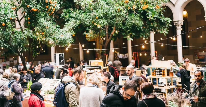 Discover Taste All Those Market At University Of Barcelona