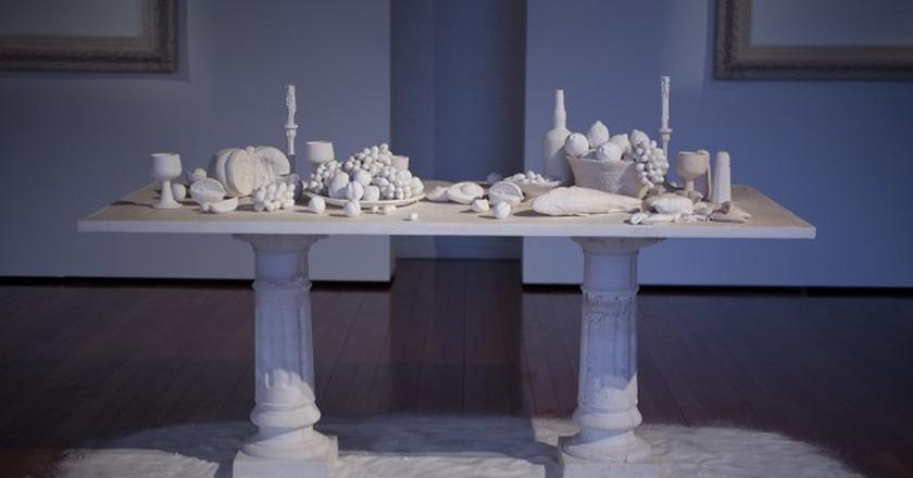 Ken+Julia Yonetani   Courtesy of Artereal Gallery