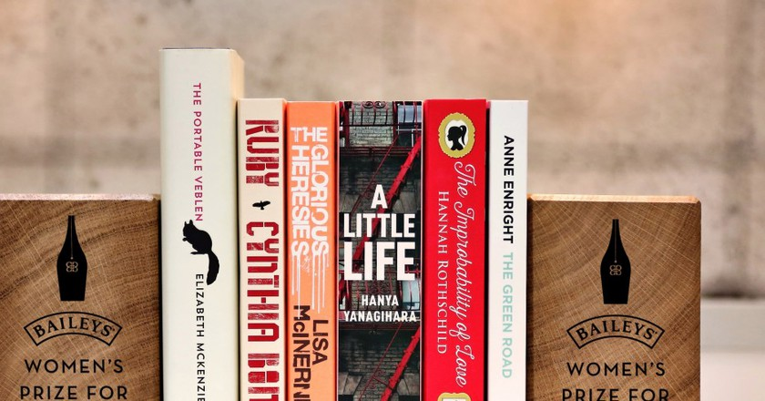 BWPFF 2016 Shortlisted Books | Courtesy of BWPFF