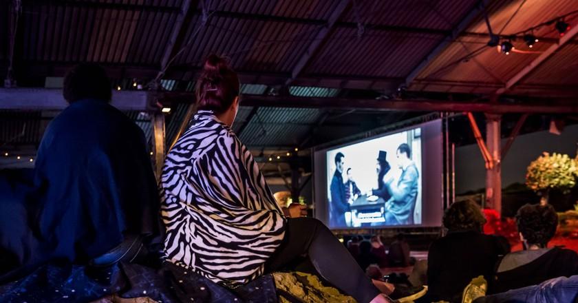 Cinema Urbana in Antwerp   © Sigrid Spinnox, Courtesy of Zomer van Antwerpen