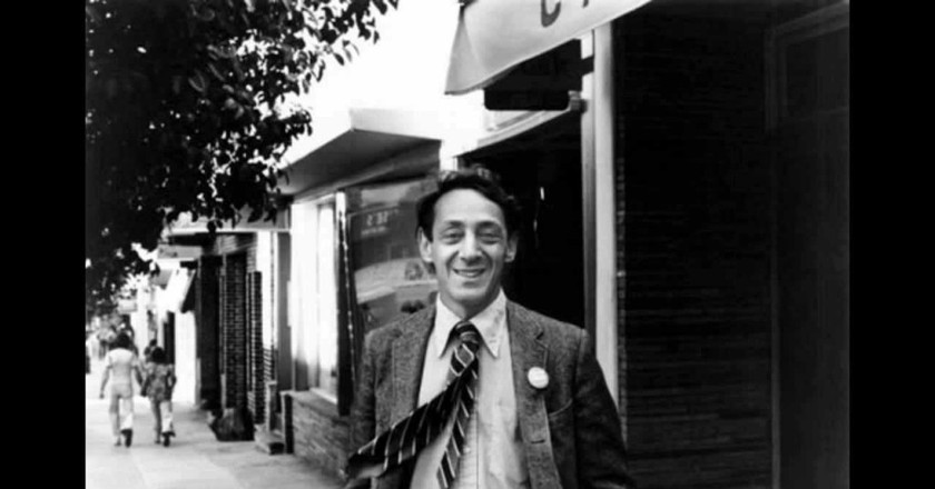 Harvey Milk © YouTube