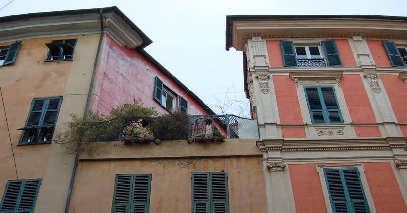 Genoa facades   © Pia Staigmueller
