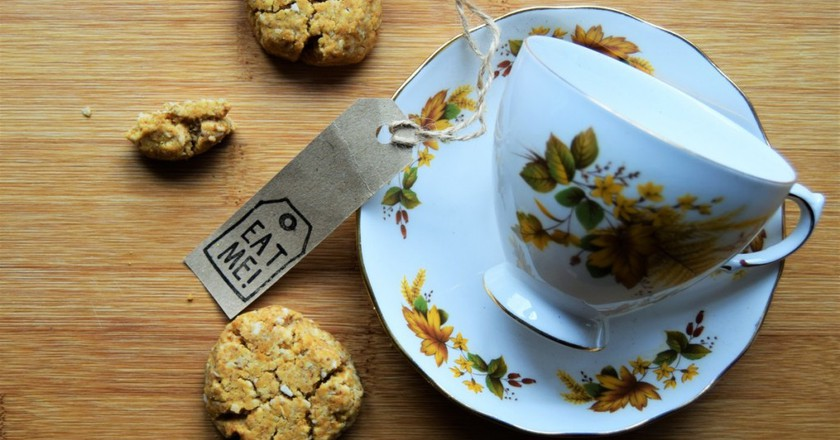 Mad Hatter's Tea Party | Courtesy of creATE Workshops