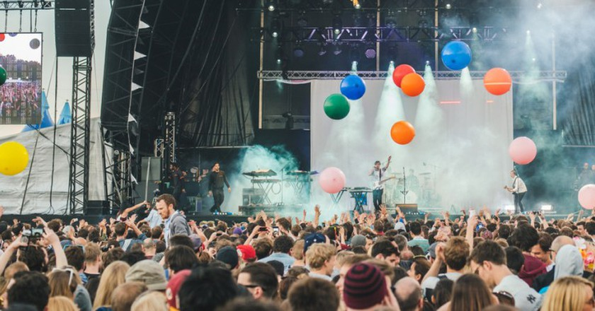 Field Day | Courtesy of Field Day