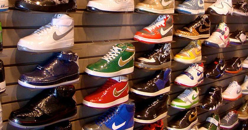 Nike mecca @ FCLA © Simon Doggett/Flickr