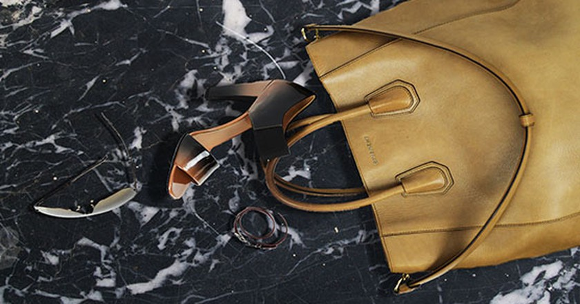 Givenchy on Marble | Courtesy of Haute Classics