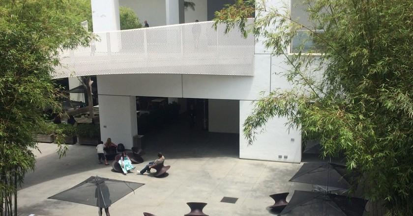 Listen In On The UCLA Student Poet Reading