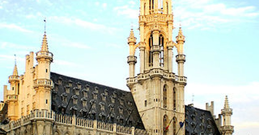 Brussels City Hall | © Ben2/Wikipedia