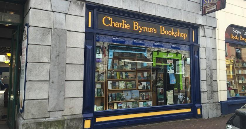 Charlie Byrne's Bookshop | © Mary Sheehan