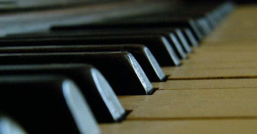 Piano keys © Kavonni Christopher / Flickr