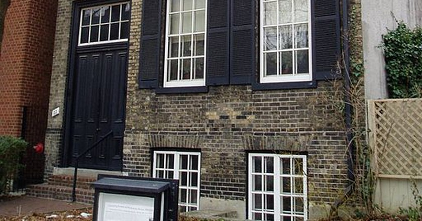 Mackenzie House   © SimonP / Flickr