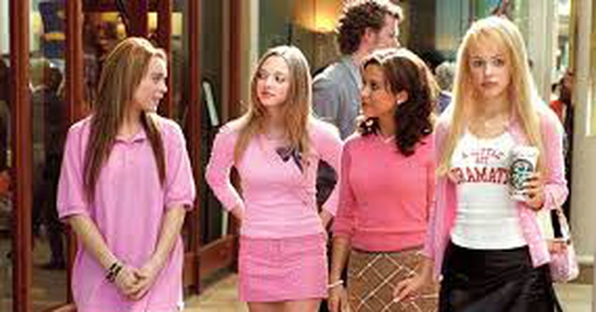 Mean Girls   © Paramount Pictures