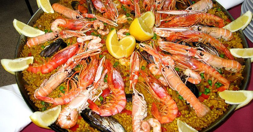 Top Paella Restaurants on the Costa Brava