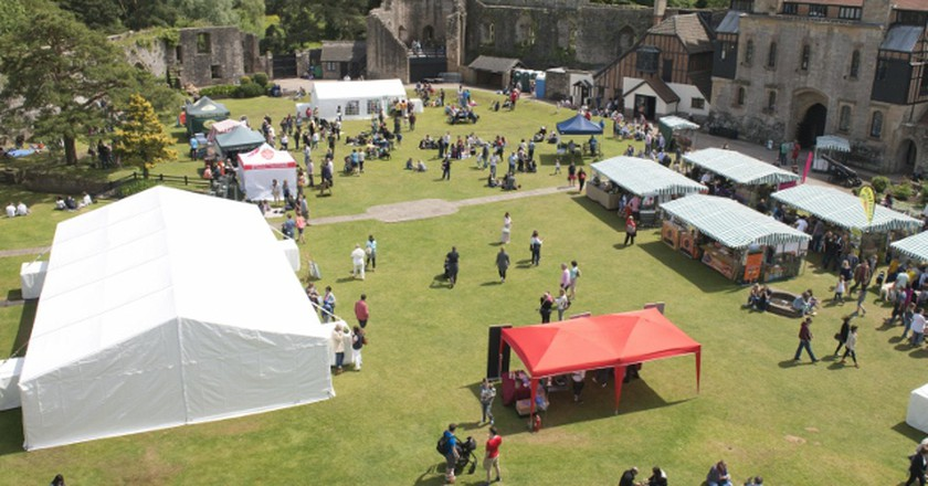 Festival | Courtesy of Monmouthshire Food Festival