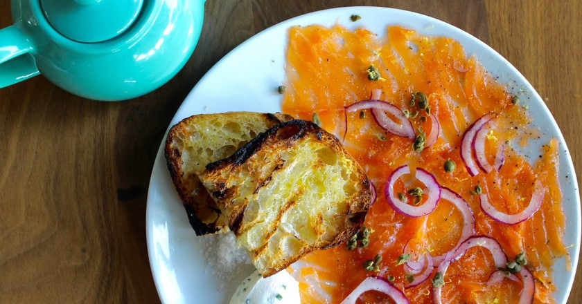 House Cured Salmon | © Courtesy of Vernetti