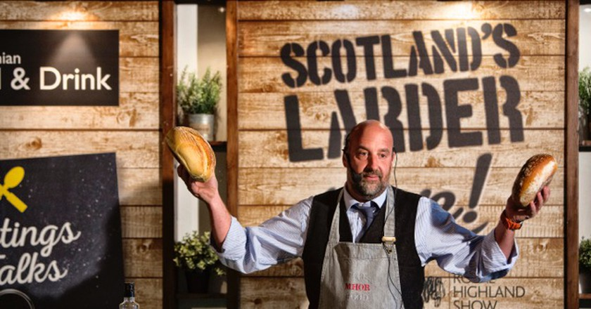 Scotland's Larder Live! | Courtesy of  Royal Highland