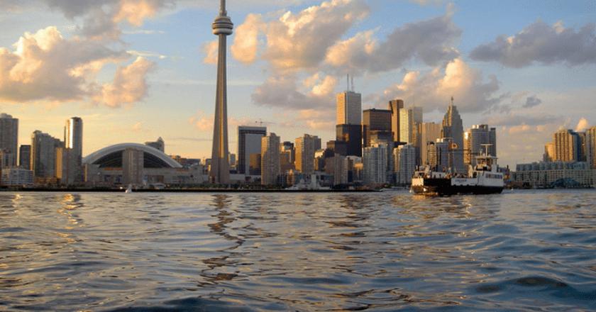 Toronto skyline 6   © John Vetterli/Wikicommons