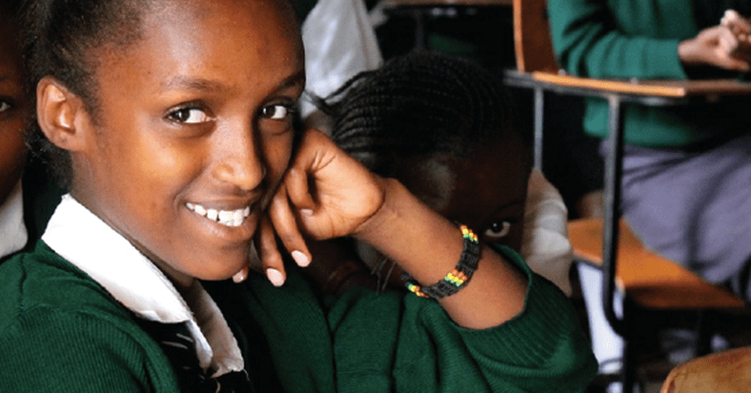 ArtBound, Kisaruni all-girls Arts School in Kenya | Courtesy of ArtBound