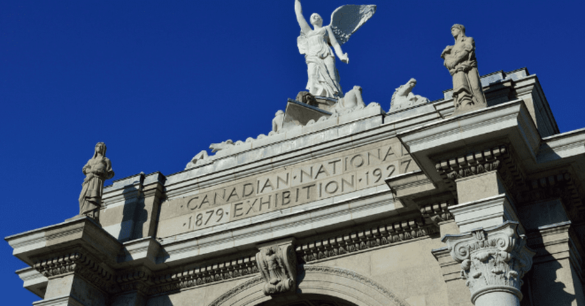 Toronto Exhibition Place   © Open Grid Scheduler / Grid Engine/Flickr