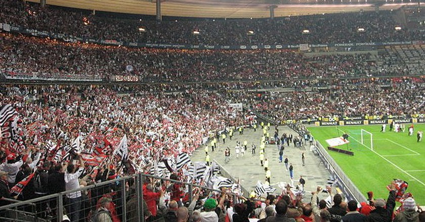 Stade de France | ©Wikipedia Commons