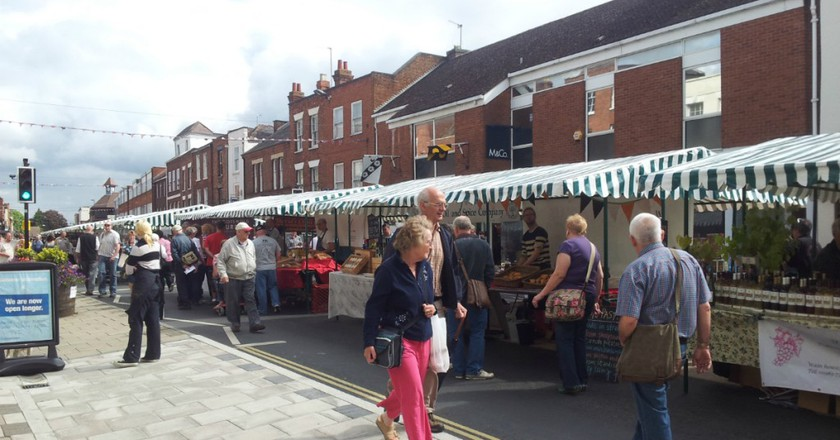 Food and Drink Festival | Courtesy of Tewkesbury Food & Drink Festival