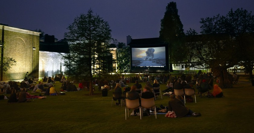 Trollhunter film screening | Courtesy of Dulwich Picture Gallery