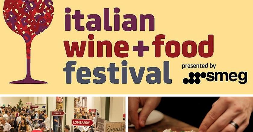 Melbourne Italian Wine + Food Festival