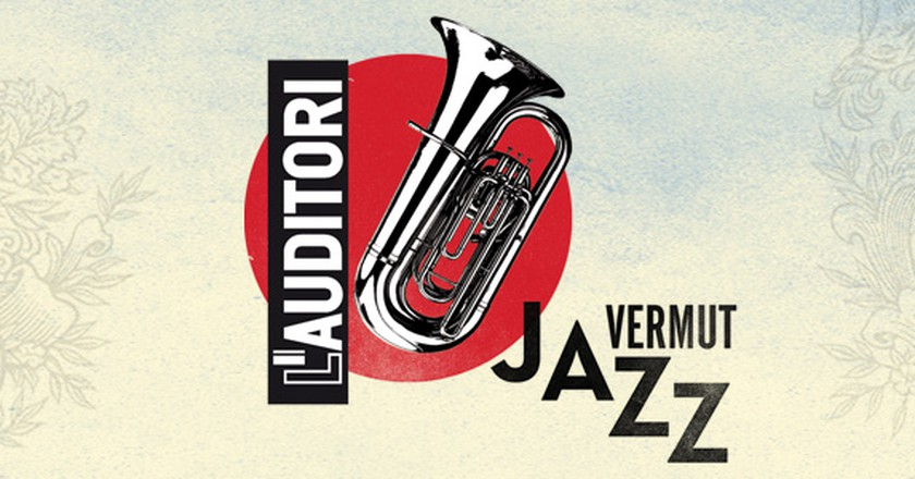 Enjoy Your Vermouth With Classy Jazz At L'Auditori